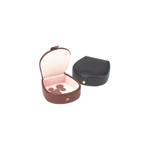 Large Imported Leather Stud Box