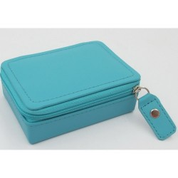 Zippered Jewelry Box