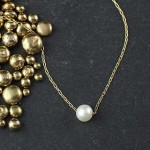 5mm Single Threaded Pearl Necklace