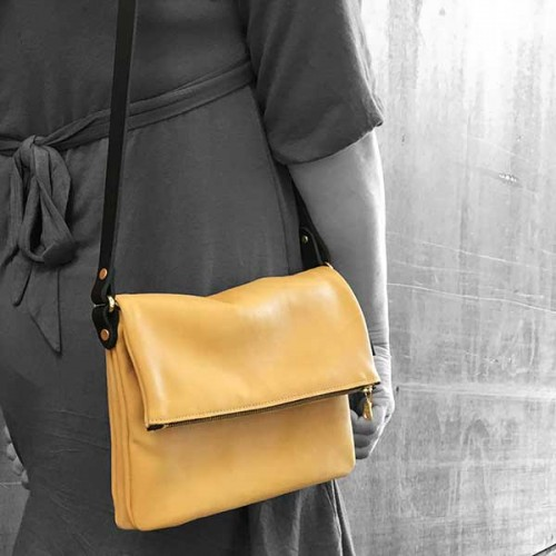Duboce Leather Purse
