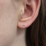 Itty Bitty Daisy Post-Earrings