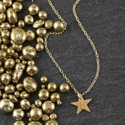 Small Star Necklace