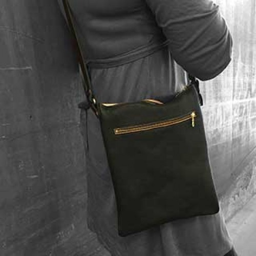Solano Leather Purse